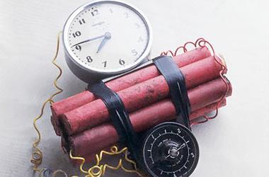Britaniyada bomba həyəcanı