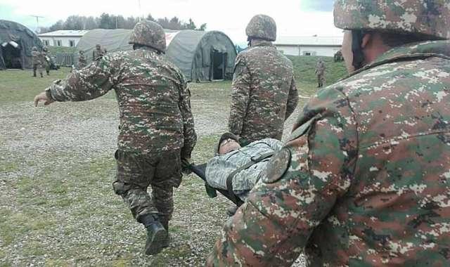Qarabağda yaralanan erməni hərbçilərin vəziyyəti ağırdır