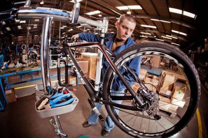 Gürcüstan Azərbaycandan 10 min velosiped alır