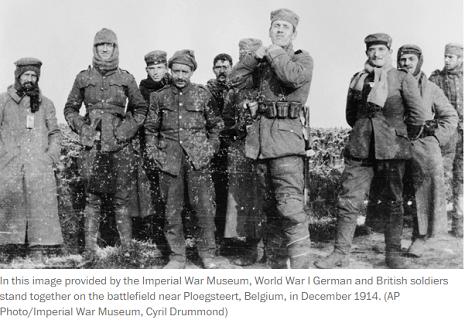 "World""s saddest Christmas -100 years ago"