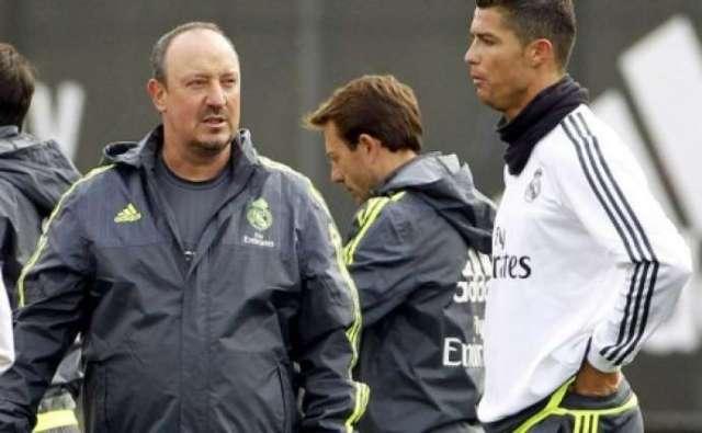 Ronaldodan sərt açıqlama: `Ya mən, ya da Benites`