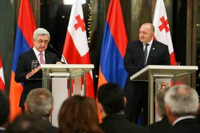 """""""Münaqişə yalnız sülh yolu ilə həll oluna bilər"""" - Sarkisyan"""