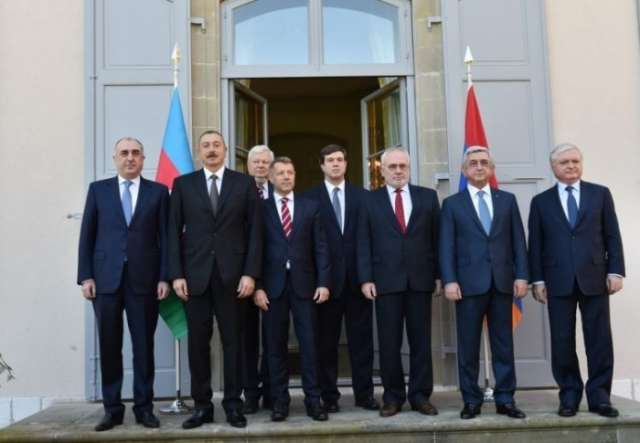 OSCE MG co-chairs will hold working sessions with Azerbaijani, Armenian FMs in near future