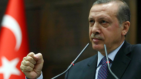 Erdogan: `Ex-Turkish president