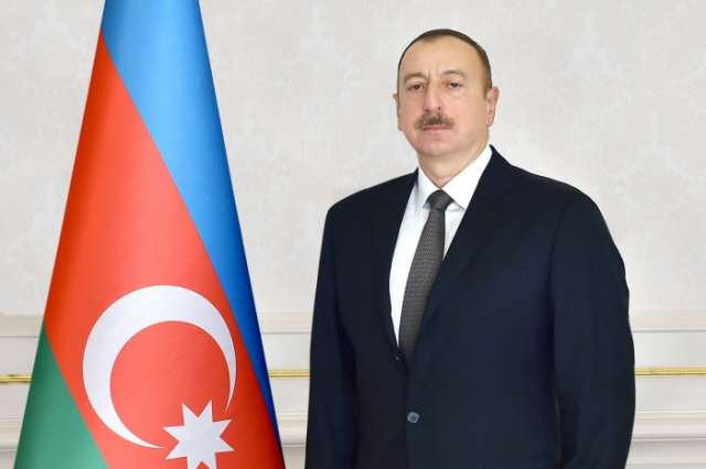 President Ilham Aliyev sends letter to King of Cambodia