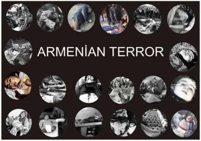 Ermənilərin törətdiyi terrordan 26 il ötür