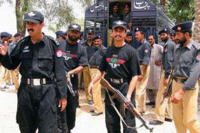 Bomb kills three, including senior police official, in restive southwestern Pakistan
