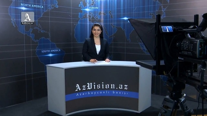 AzVision English releases new edition of video news - VIDEO