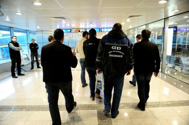 Turquie: une femme tuée après une explosion dans un aéroport d`Istanbul