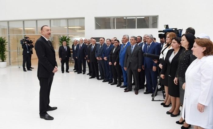 """2016 is the year of deep economic reforms"" - Azerbaijani President"
