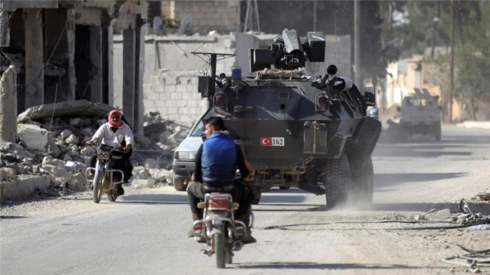 Əl-Bab İŞİD-dən azad edildi