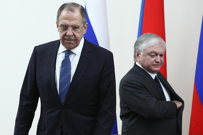 Nalbandyanın Lavrova qarşı çıxışının səbəbi – Politoloqdan şərh