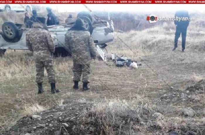 Daha bir erməni hərbçisi öldü -