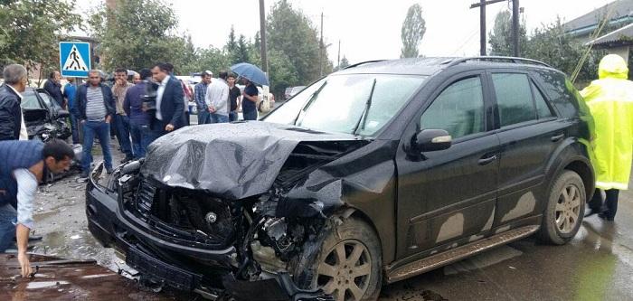 Ötən gün yol qəzalarında 8 nəfər ölüb