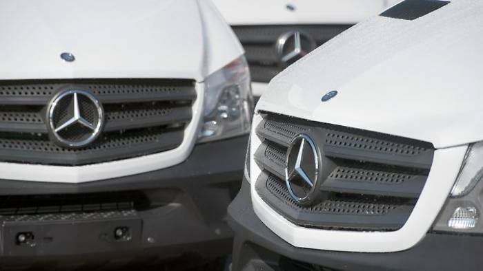 Mercedes setzt auf E-Transporter