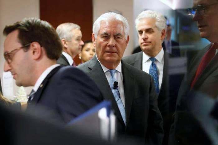 """Les États-Unis """"prêts"""" à parler à la Corée du Nord """"sans condition préalable"""""""