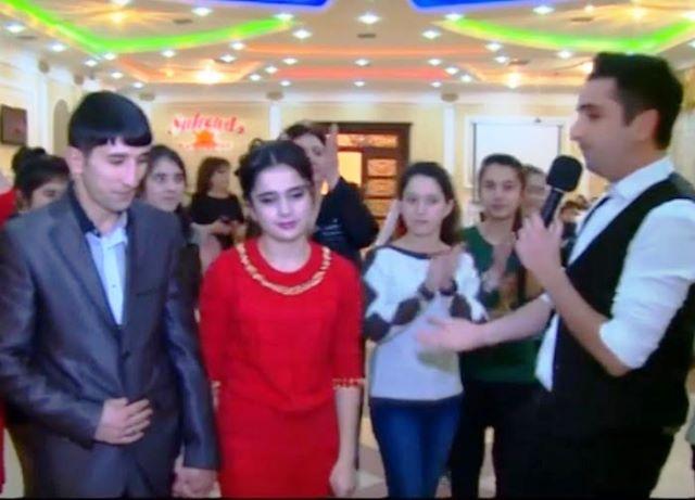İnternatın 2 məzunu nişanlandı - Video