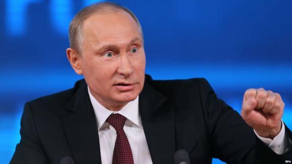 """""""Nemtsovun ölümü Rusiya üçün biabırçılıqdır"""" – Putin"""