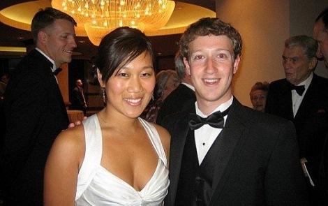 """""""Facebook""""un yaradıcısı ilin xeyriyyəçi adamı seçilib"""