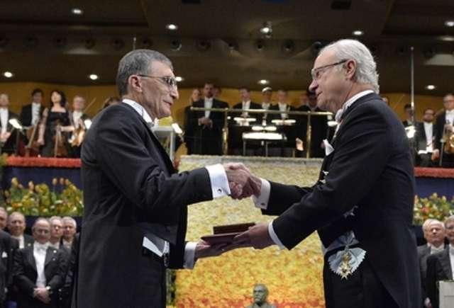 Türk əsilli alimə Nobel mükafatı verildi