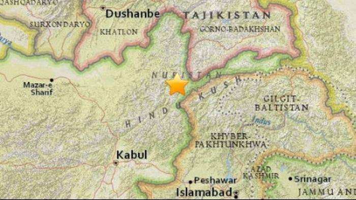 Un séisme de magnitude 6,4 frappe l'Afghanistan : plus de 260 morts