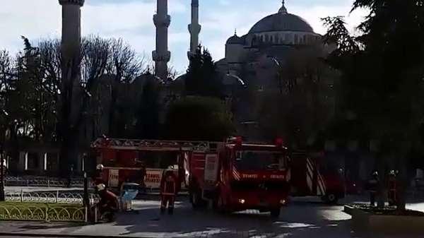 Explosion dans le centre d`Istanbul, des blessés