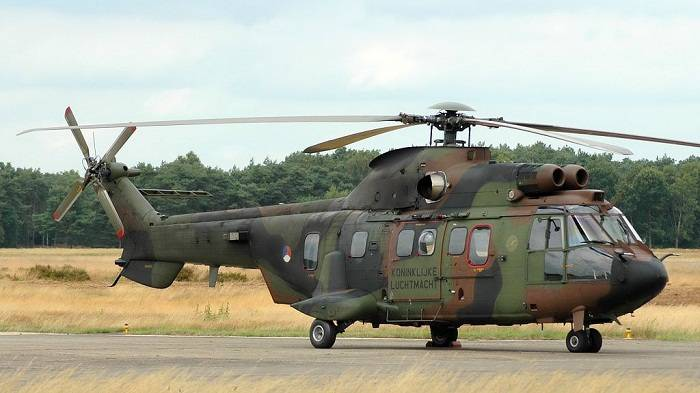 Helikopter qəzaya uğradı, 4 nəfər öldü