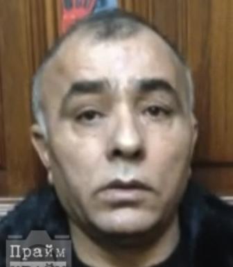"""Azərbaycanlı """"vor zakon"""" Rusiyada saxlanıldı - VİDEO"""
