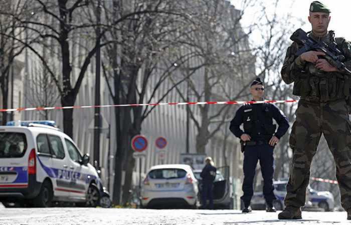 Un policía resulta herido en un tiroteo en el norte de París