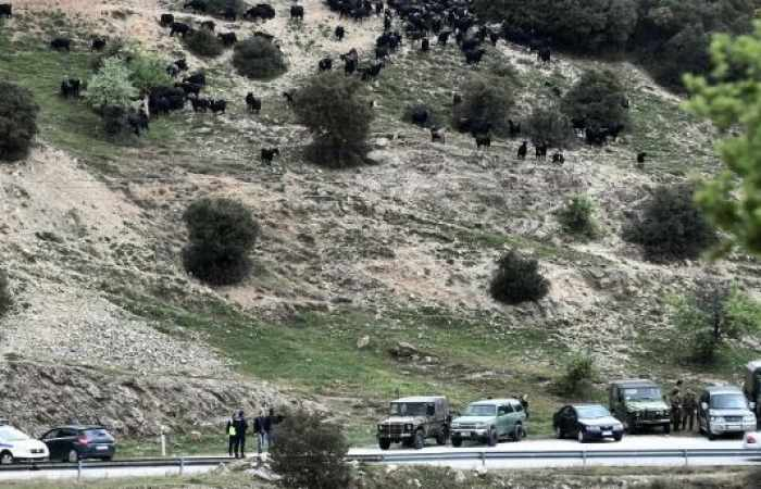 Se estrella un helicóptero militar en Grecia
