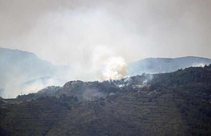 Intensos disparos de artillería en Latakia, Siria