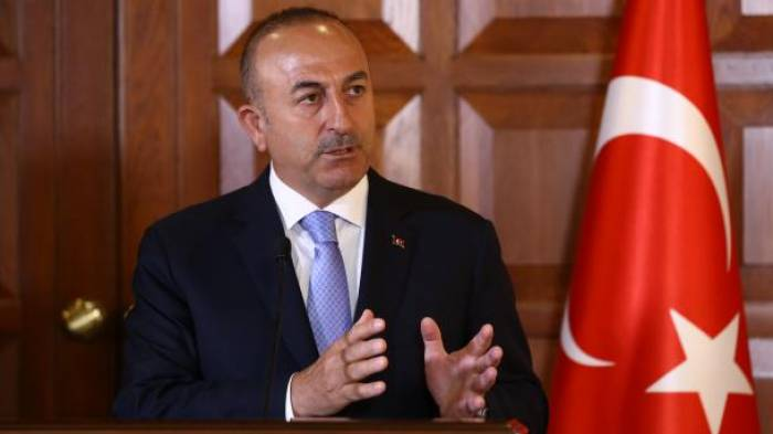 """Çavuşoglu: """"Si Alemania quiere salir de Incirlik, será su propia decisión"""""""