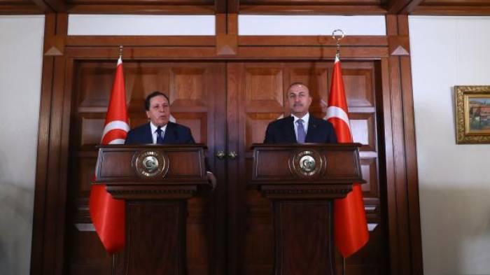 Turquía y Túnez, a favor de la solución con diálogo de la crisis con Qatar