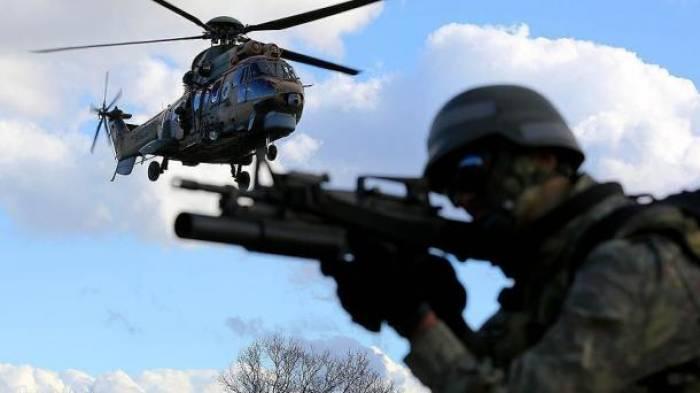 Ein Soldat in Bingöl gefallen
