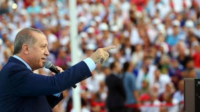 El presidente Erdogan reacciona contra declaraciones de Merkel y Gabriel