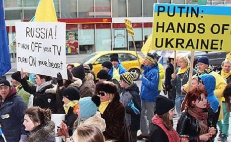 Azərbaycanlıların Putinə qarşı daha bir etirazı