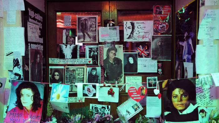 This is Thriller: Michael Jacksons Grab ist leer