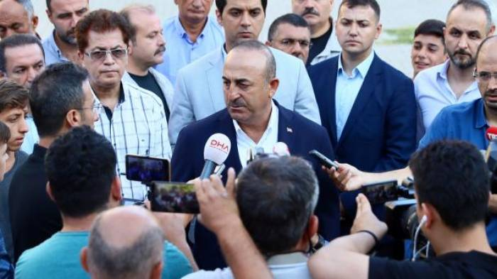 Çavuşoğlu zur Lage der Rohingya-Muslime