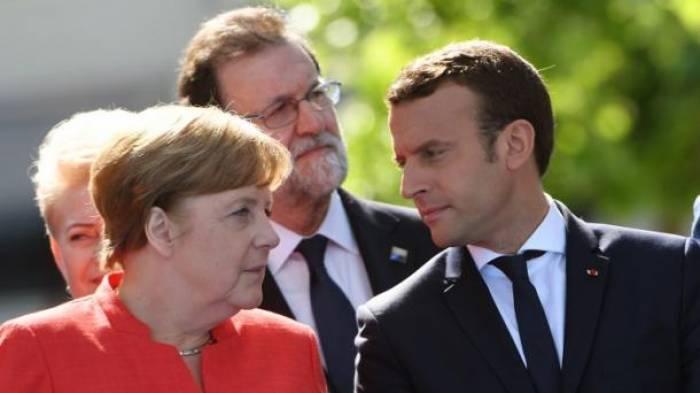 Macron setzt bei EU-Reform auf Merkel