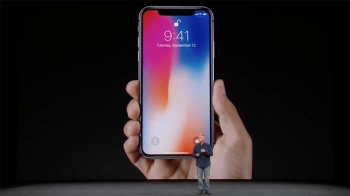 Apple stellt radikal erneuertes iPhone X vor