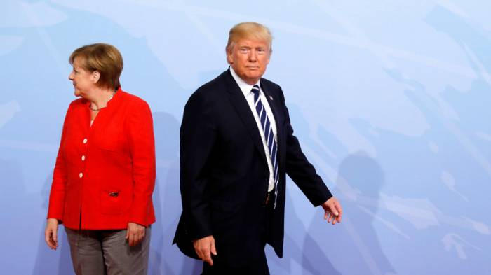 Donald Trump wünscht Deutschland erfolgreiche Bundestagswahl