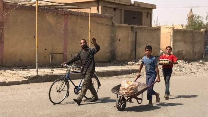 Russland verteilt zehn Tonnen Hilfsgüter in Deeskalationszone bei Homs