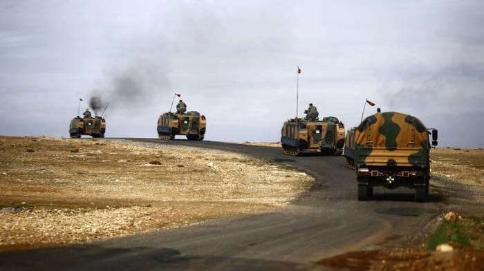 Ankara verstärkt Militärpräsenz nahe Irakisch-Kurdistan