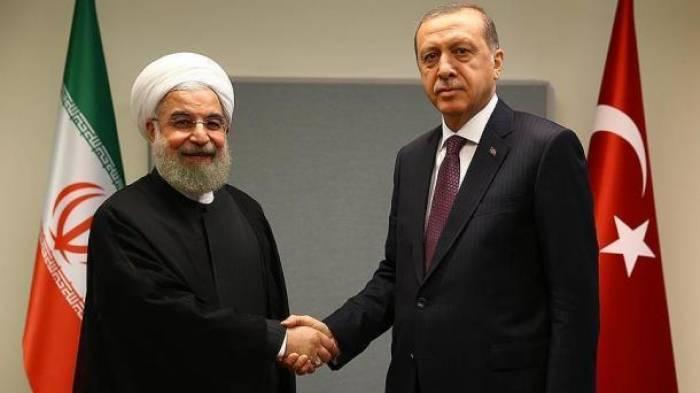 Erdogan telefoniert mit Rohani