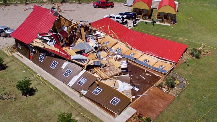 EE.UU., a punto de superar su récord anual de desastres naturales