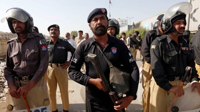 Mindestens sechs Tote bei Selbstmordanschlag auf Polizei in Pakistan