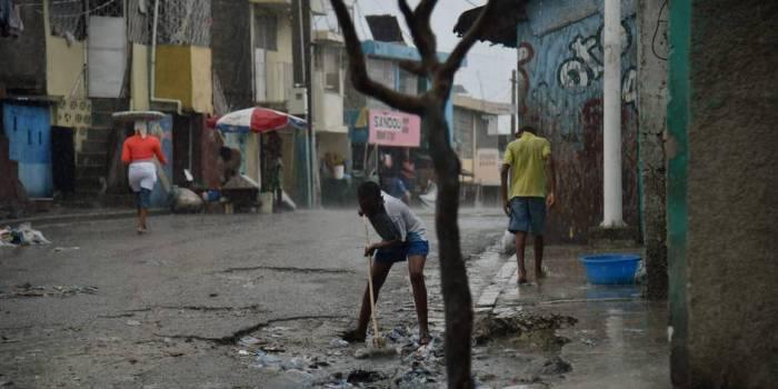 Haïti: 5 morts et plus de 10.000 maisons inondées
