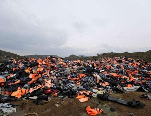 At least 3,000 migrants died in Mediterranean this year: IOM