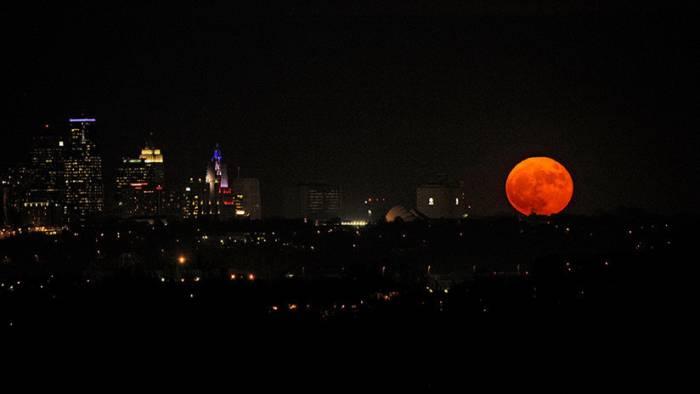 Cita dominical con la 'superluna' más brillante del año