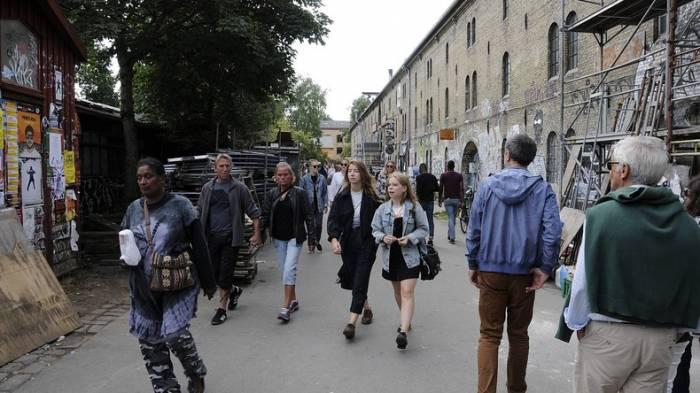 Tausende Joints beschlagnahmt - Razzia in Hippie-Viertel Christiania
